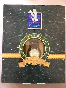 Bugs Bunny 50th Birthday Exclusive Upper Deck Holographic Watch