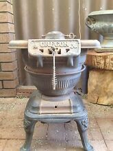 Pot belly stove fire vgc Carine Stirling Area Preview