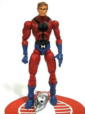 Marvel Legends Action Figure ANT MAN w Helmet GIANT MAN WAVE Toybiz
