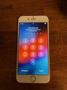 iPhone 6 128GB Gold Unlocked