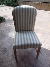 4 Sturdy chairs used previously at the Anchorage Soldiers Point Port Stephens Area Preview