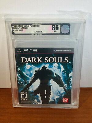 Usado, Dark Souls (PS3 - Rare Black Label, 1st Print! VGA Authenticated & Graded 85) comprar usado  Enviando para Brazil