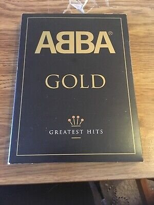 ABBA Gold: Greatest Hits  2 CD & 1 DVD Set- Sound & Vision 2004