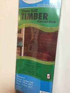 Timber Venetian Blind Middle Park Brisbane South West Preview