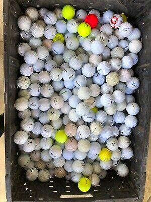 Used golf balls Assorted 100 AA-AAA