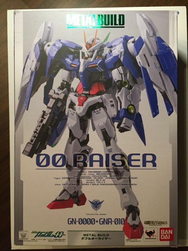 Bandai Metal Build Gundam 00 Raiser USA