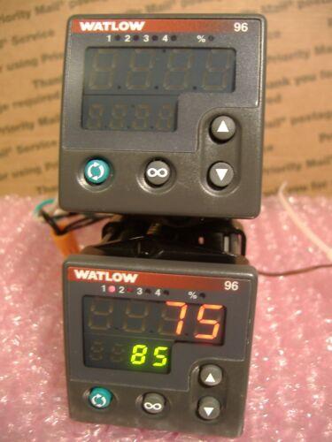 Watlow 96A0-CCAU-00RG Temperature Controller, 100-240VAC