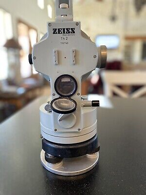 Carl Zeiss Th2 Theodolite