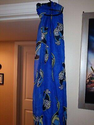 Fallout Vault Boy Bethesda Cosplay Costume Toss Oblong Viscose Lightweight Scarf](Fallout Vault Boy Costume)