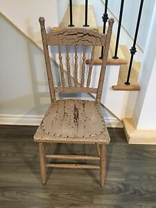 Distressed Chairs (4) $50 each