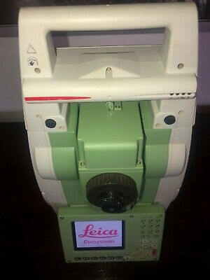 Leica Total Station Ts12 P R400 5
