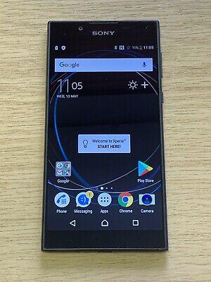 Sony Xperia L1 - 16GB - Black (Unlocked)