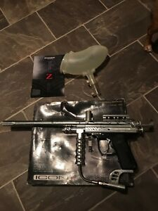 32 degrees Icon z paintball marker located in sackville.