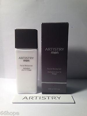Amway Artistry para Hombre Crema Hidratante Facial 148ml/150ml Nuevo en Caja