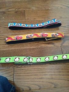 Little kid belts