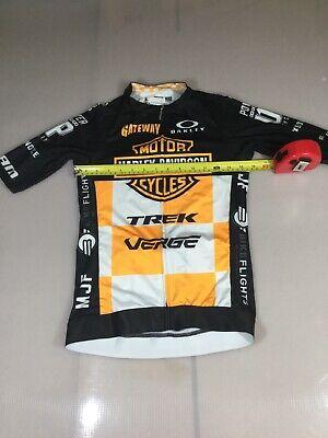Brand New Verge Pro Cycling Warehouse Men/'s Long Sleeve Cycling Jersey Medium