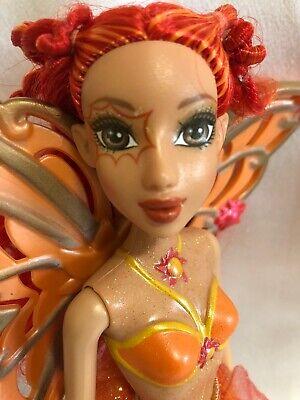 Barbie Fairytopia Magic Of The Rainbow Sunburst Preowned