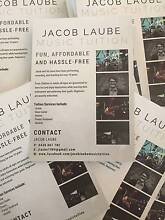 Jacob Laube: Music Tuition Indooroopilly Brisbane South West Preview