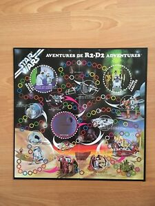 Star Wars Adventures of R2-D2 Game