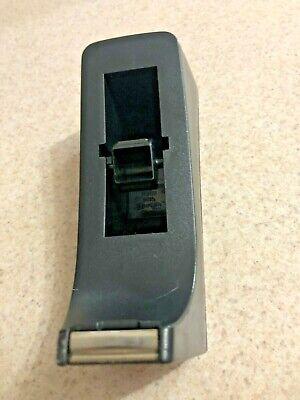 Vintage Scotch Black C-38 Tape Dispenser 3m Desk Top Office Equipment.