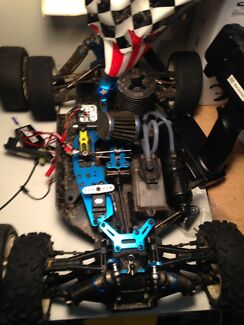 Wanted: WTB or SWAP nitro and electric rc cars going or bits