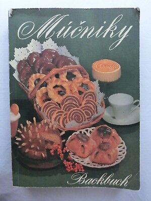 Mucniky Backbuch DDR Buch