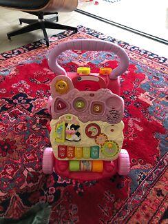Baby walker toy