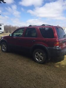 2005 Ford Escape mechanic special