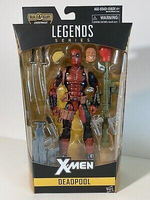 Marvel Legends Deadpool NEW SEALED FREE SHIPPING Juggernaut BAF Wave Hasbro