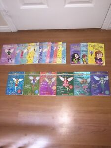 Rainbow Magic & Fourth Grade Fairy Novels