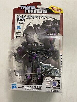 Transformers Generations Megatron 30th Anniversary Deluxe MOSC NEW