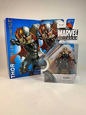 """SDCC 2010 Marvel Universe 3.75"""" Thor Ages of Thunder Convention Exclusive Figure"""