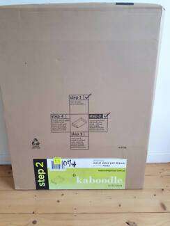 Less Than Half Price - New Kaboodle kitchen doors and drawers