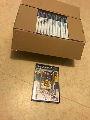 playstation 2 ps2 neuf blister boitier remplacement x25 disney high school