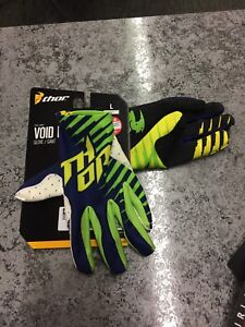 Thor Void Plus Youth Race Gloves