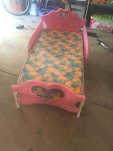 Princess Toddler Bed Lawnton Pine Rivers Area Preview