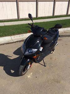 50cc tomos nitro moped
