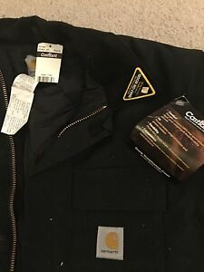 Carhart men's winter work jacket