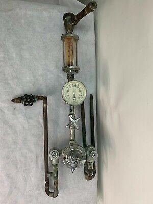 Vintage Powers Control Water Flow Regulator Steampunk - Antique Decoration