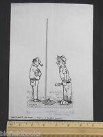 Original Ivan Wilding Gardener/gardening Cartoon (comic Postcard Artist) 1974 -  - ebay.co.uk