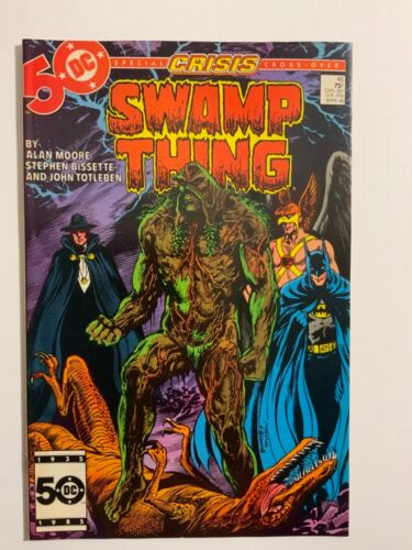SWAMP THING #46 Batman CONSTANTINE - I COMBINE SHIPPING