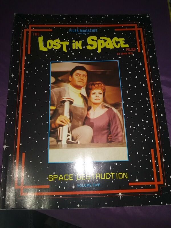 LOST IN SPACE FILES Volume #5 - 1987 from Files Magazine john peel