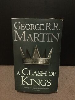 Clash Of Kings - George R.R Martin