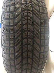 Winter tires used 5000km
