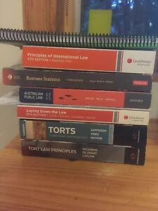Law Commerce Textbooks (First Year, Adelaide University) Adelaide CBD Adelaide City Preview