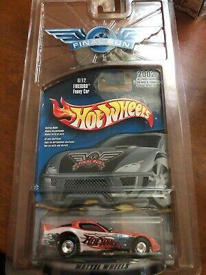 2002 Hot Wheels Final Run Firebird Funny Car 6/12