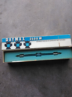 REPLACEMENT BULB 2500 W DAYMAX SUITABLE FOR USE IN APPROVED HMI FIXTURES Hmi Replacement Bulb