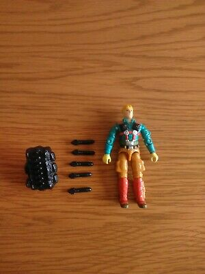 Vintage G I Joe Downtown figure  V1 1989 series 8