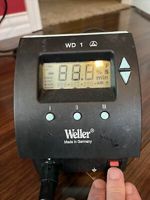 Weller Wd1 Soldering Station
