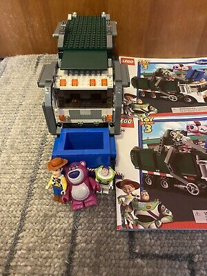 Lego Toy Story Garbage Truck 7599